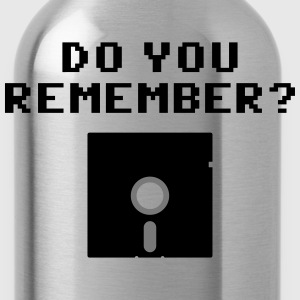 DO You Remember? (Floppy Disk 5 1/4) Tee shirts - Gourde