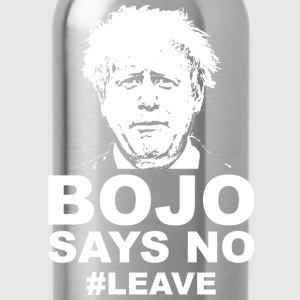 Bo Jo says no - Water Bottle