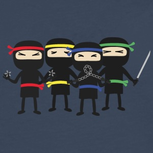 Ninja group Shirts - Men's Premium Longsleeve Shirt