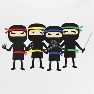 Ninja group Shirts - Baby T-Shirt