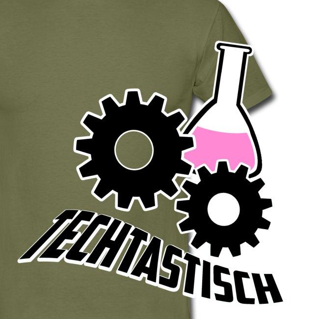 Techtastisch - Männer T-Shirt