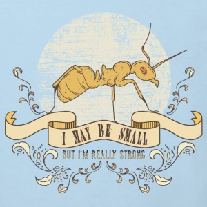ant_small_but_strong_02201602 Baby Bodys - Kinder Bio-T-Shirt