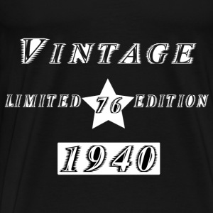 VINTAGE 1940 Hoodies & Sweatshirts - Men's Premium T-Shirt