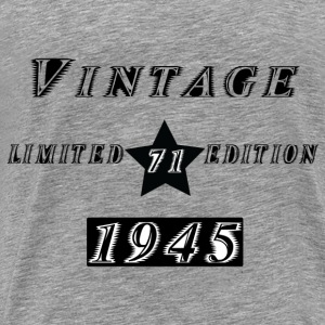 VINTAGE 1945 Hoodies & Sweatshirts - Men's Premium T-Shirt