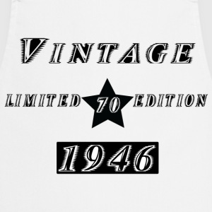 VINTAGE 1946 T-Shirts - Cooking Apron