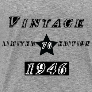 VINTAGE 1946 Hoodies & Sweatshirts - Men's Premium T-Shirt