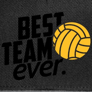 volleyball team T-Shirts - Snapback Cap