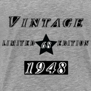 VINTAGE 1948 Hoodies & Sweatshirts - Men's Premium T-Shirt