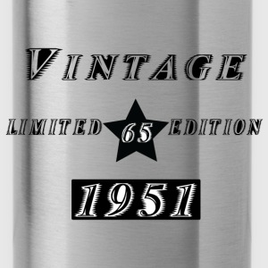 VINTAGE 1951 Hoodies & Sweatshirts - Water Bottle