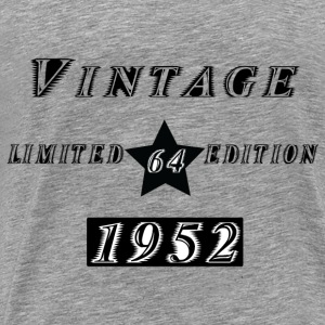 VINTAGE 1952 Hoodies & Sweatshirts - Men's Premium T-Shirt