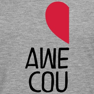 Awesome Couple. Part2 T-shirts - Herre premium T-shirt med lange ærmer