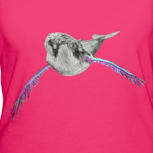 Buckelwal mit Flügeln  / Humpback whale with wings Bags & Backpacks - Women's Organic T-shirt