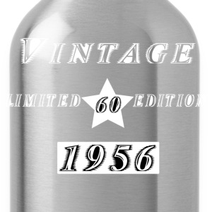 VINTAGE 1956 T-Shirts - Water Bottle