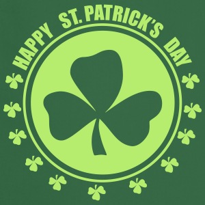 Happy st.patricks days T-shirts - Förkläde
