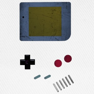 Game Boy - Baseballcap