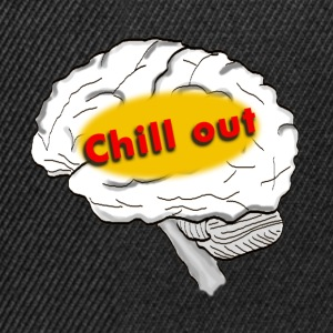 chill out Tee shirts - Casquette snapback
