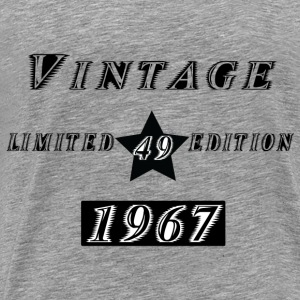 VINTAGE 1967 Hoodies & Sweatshirts - Men's Premium T-Shirt