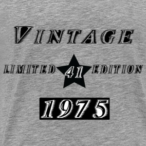 VINTAGE 1975 Hoodies & Sweatshirts - Men's Premium T-Shirt
