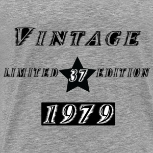 VINTAGE 1979 Hoodies & Sweatshirts - Men's Premium T-Shirt