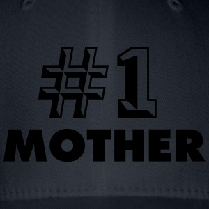 NUMBER ONE MOTHER T-SHIRT - Casquette Flexfit