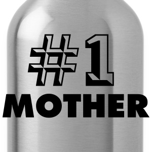 NUMBER ONE MOTHER T-SHIRT - Gourde