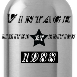 VINTAGE 1987 T-Shirts - Water Bottle
