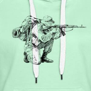 Special Forces T-Shirts - Frauen Premium Hoodie