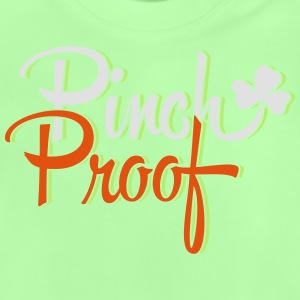 St. Patrick's Day: PINCH PROOF Tee shirts - T-shirt Bébé