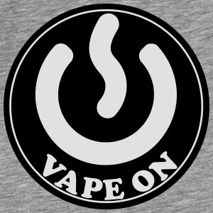Vape T-shirt Icon Vape On Sweat-shirts - T-shirt Premium Homme