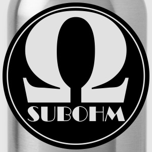 Vape T-shirts Icon Subohm  Aprons - Water Bottle