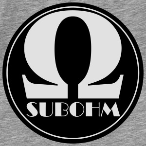 Vape T-shirts Icon Subohm Hoodies & Sweatshirts - Men's Premium T-Shirt
