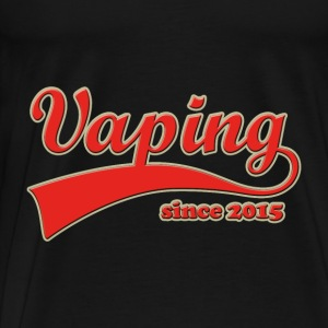 Vape T-Shirt since 2015 Sweat-shirts - T-shirt Premium Homme
