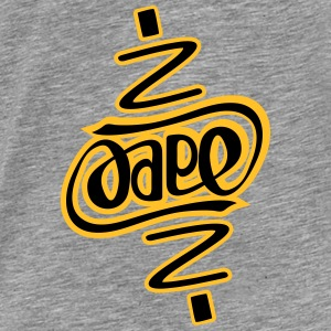 Vape shirt Ambigram vape Hoodies & Sweatshirts - Men's Premium T-Shirt