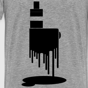Vape T-shirt save the mod Tröjor - Premium-T-shirt herr