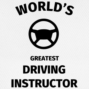 World's Greatest Driving Instructor Tee shirts - Casquette classique
