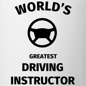 World's Greatest Driving Instructor T-shirts - Mugg
