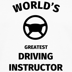 World's Greatest Driving Instructor T-Shirts - Men's Premium Longsleeve Shirt