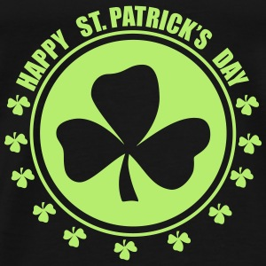 Happy st.patricks days Tops - Männer Premium T-Shirt