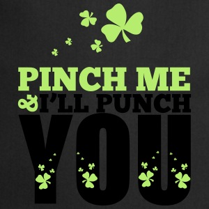St. Patrick's Day: Pich me i will punch you T-shirts - Keukenschort