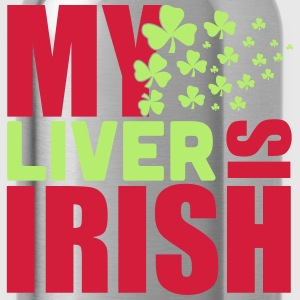 St. Patrick'S Day: MY LIVER IS IRISH T-shirts - Drinkfles