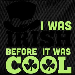 I was irish before it was cool T-shirts - Rugzak voor kinderen