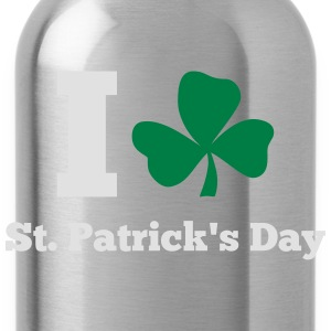I love St. Patrick's day T-shirts - Drinkfles