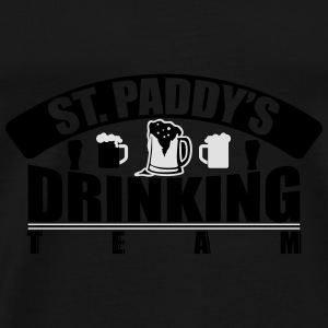 St.paddy drinking team Tops - Männer Premium T-Shirt