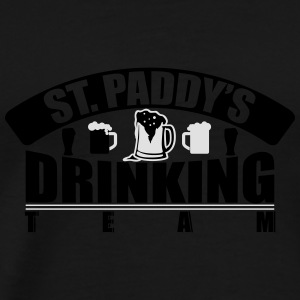 St.paddy's drinking team Débardeurs - T-shirt Premium Homme