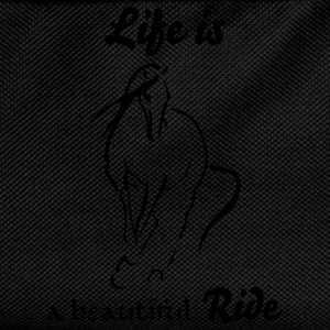 Life is a beautiful Ride Pullover & Hoodies - Kinder Rucksack