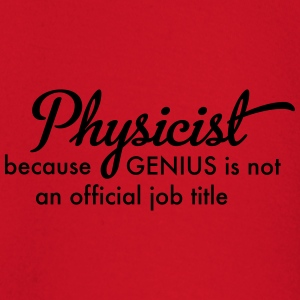 physicist T-Shirts - Baby Langarmshirt
