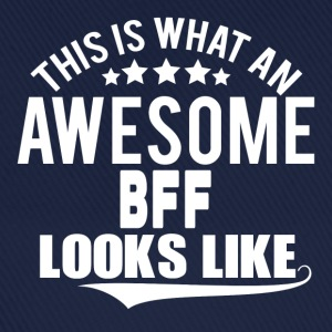 THIS IS WHAT AN AWESOME BFF LOOKS LIKE T-Shirts - Baseball Cap