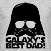 Galaxy's best dad T-Shirts - Men's T-Shirt