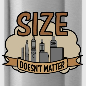Vapor Size doesn't matter Caps & Hats - Water Bottle