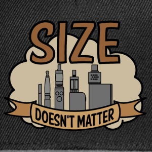 Vapor Size doesn't matter Sweat-shirts - Casquette snapback